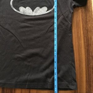 Junk Food Clothing Tops - Batman baby tee